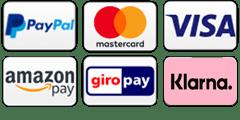 Nuestros métodos de pago
